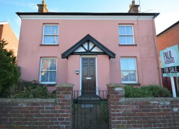 Thumbnail 3 bed detached house for sale in Carlton Road, Lowestoft