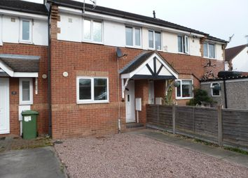 Thumbnail 2 bed town house to rent in Pytchley Close, Belper