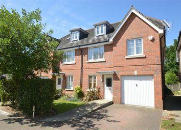 Thumbnail 4 bed detached house for sale in Cranbourne Close, Burwood Park, Hersham, Walton-On-Thames
