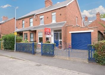 Thumbnail 3 bed semi-detached house for sale in Rushfield Avenue, Ormeau Road, Belfast