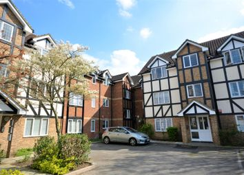 Thumbnail 2 bed flat for sale in Lulworth Crescent, Mitcham