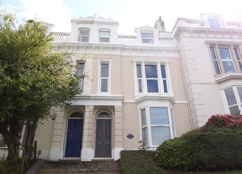 Thumbnail 8 bed terraced house to rent in Alton Place, North Hill, Mutley, Plymouth