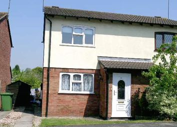 Thumbnail 2 bed semi-detached house to rent in Kiln Way, Polesworth, Tamworth, Warwickshire
