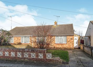 Thumbnail 2 bed bungalow to rent in Roberts Close, Sittingbourne