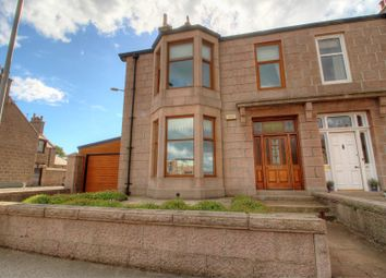 Thumbnail 4 bed terraced house for sale in Landale Road, Peterhead