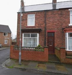 Thumbnail 2 bed end terrace house for sale in Alexandra Street, Shildon