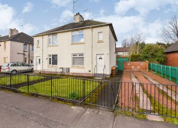 Thumbnail 2 bed semi-detached house for sale in Gardenside Avenue, Glasgow
