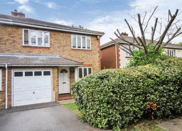 Thumbnail 4 bedroom semi-detached house for sale in Ashfield Close, Beckenham, Kent