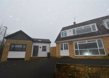 Thumbnail 4 bed semi-detached house for sale in Cherry Wood, Oldland Common, Bristol