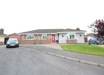Thumbnail 3 bed detached bungalow for sale in Bryn Rhosyn, Merthyr Road, Tredegar, Blaenau Gwent.