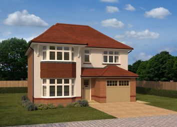 Thumbnail 4 bed detached house for sale in The Avenue, Waterlooville