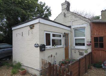 Thumbnail 1 bedroom semi-detached bungalow for sale in Cordon Street, Wisbech