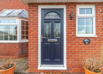 Thumbnail 4 bed detached house for sale in Fullbrook Close, Shirley, Solihull