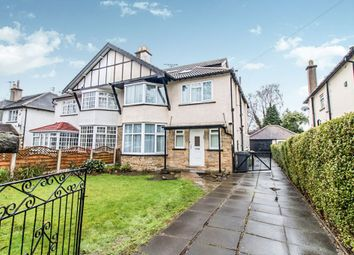 Thumbnail 6 bedroom semi-detached house for sale in Scott Hall Road, Moortown, Leeds