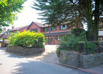 Thumbnail 5 bed detached house for sale in Bridge Road, Old St Mellons, Cardiff