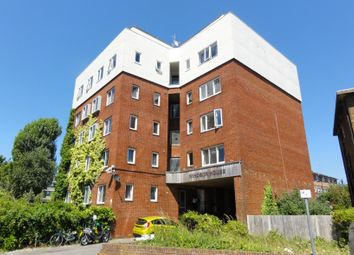 Thumbnail 2 bedroom flat for sale in Windsor House, Canal Walk, Portsmouth, Hampshire