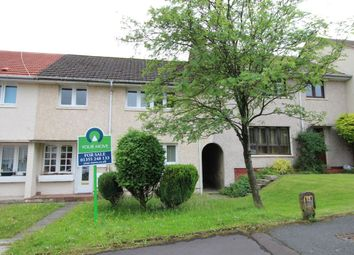 Thumbnail 3 bedroom terraced house for sale in Urquhart Drive, East Kilbride, Glasgow