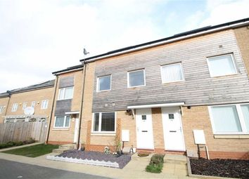 Thumbnail 2 bed terraced house to rent in Newport Road, Broughton, Milton Keynes