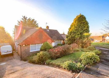 Thumbnail 3 bed detached bungalow for sale in Gresham Way, St Leonards-On-Sea, East Sussex