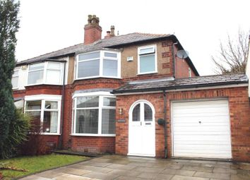 Thumbnail 3 bed semi-detached house for sale in Kingwood Avenue, Bolton