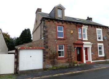 Thumbnail 4 bed semi-detached house for sale in 2 Skiddaw View, Cross Lane, Wigton, Cumbria