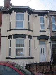 Thumbnail 8 bed end terrace house to rent in Westminster Road, Earlsdon, Coventry