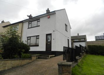 Thumbnail 2 bed semi-detached house to rent in Weymouth Avenue, Huddersfield