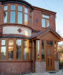 Thumbnail 4 bed semi-detached house for sale in Kingsmere Avenue, Manchester