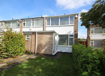 Thumbnail 2 bed end terrace house for sale in Somerly Close, Binley, Coventry