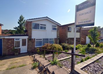 Thumbnail 3 bedroom detached house for sale in Woodthorpe Road, Hadleigh, Ipswich