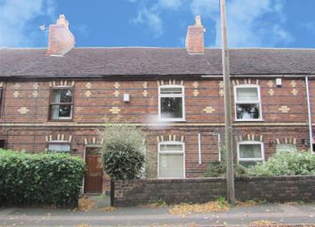 Thumbnail 2 bed terraced house to rent in Tamworth Road, Amington, Tamworth, Staffordshire