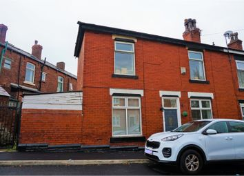 Thumbnail 3 bed end terrace house for sale in Shenton Street, Hyde