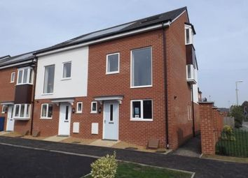 Thumbnail 3 bedroom terraced house for sale in Britannia Gate, Palgrave Road, Bedford
