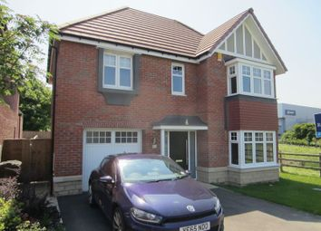 Thumbnail 4 bed detached house for sale in Edward Mews, Pontefract