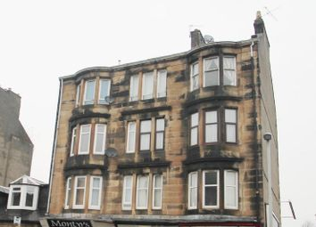 Thumbnail 1 bed flat for sale in 22, St James Street, Flat 1-2, Paisley, Renfrewshire PA32Jr