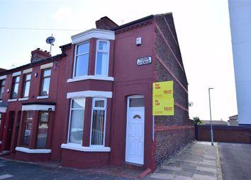 Thumbnail 2 bed terraced house for sale in Tudor Avenue, Wallasey, Merseyside