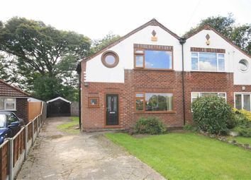 Thumbnail 3 bedroom semi-detached house to rent in Westmorland Road, Didsbury, Manchester, Greater Manchester