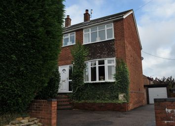 Thumbnail 3 bed semi-detached house for sale in Keys Hill, Baddesley Ensor, Atherstone, Atherstone
