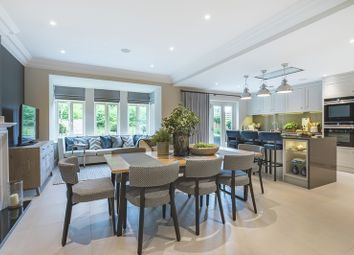 Thumbnail 4 bed terraced house for sale in Mill Lane, Taplow