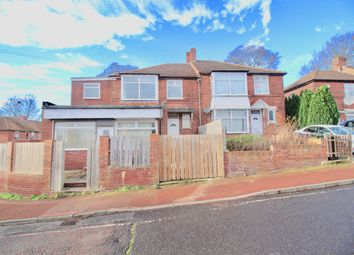 Thumbnail 3 bedroom semi-detached house for sale in Westholme Gardens, Newcastle Upon Tyne