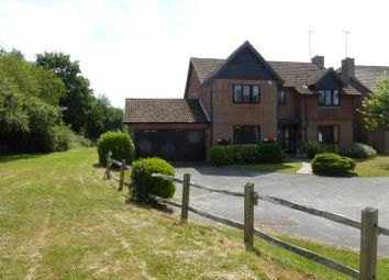 Thumbnail 5 bed detached house for sale in Woodgate Meadow, Plumpton Green, Lewes