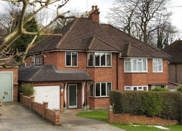 Thumbnail 3 bed semi-detached house for sale in Westover Road, Downley, High Wycombe