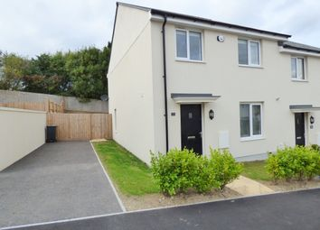 Thumbnail 4 bed semi-detached house for sale in Hendrawna Meadows, Perranporth