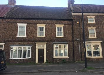 Thumbnail 3 bed terraced house for sale in 83 Long Street, Easingwold, York