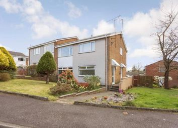 Thumbnail 2 bed flat for sale in Arrothill Drive, Kilmarnock, East Ayrshire