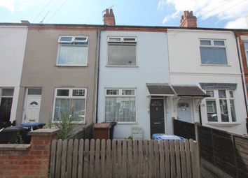Thumbnail 2 bed terraced house to rent in Clarendon Road, Hinckley