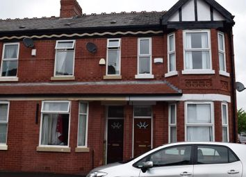 Thumbnail 2 bedroom terraced house for sale in Beveridge Street, Rusholme, Manchester