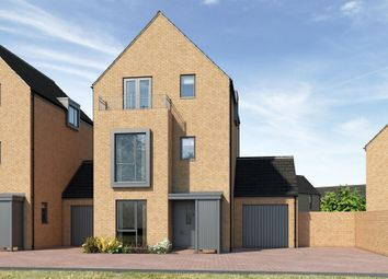 Thumbnail 4 bed link-detached house for sale in Hengrove Promenade, Bristol