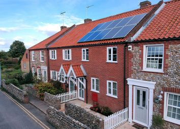 Thumbnail 3 bed terraced house for sale in Mill Street, Holt