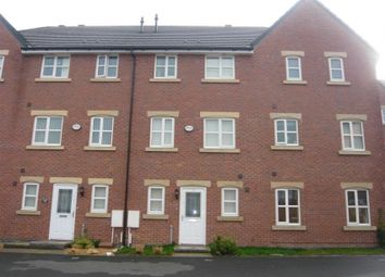 Thumbnail 4 bed terraced house to rent in Sweet Briar Close, Clayton Le Moors, Accrington